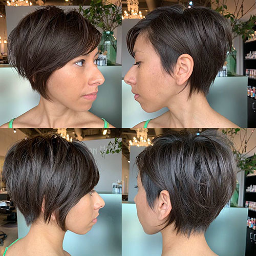 layered-pixie-haircuts-2 Best Short Layered Pixie Cut Ideas 2019