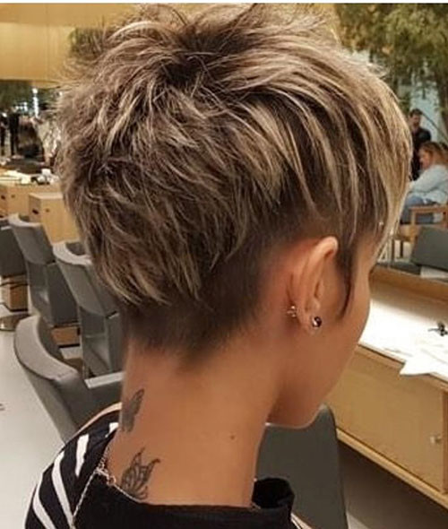 layered-pixie-haircuts Best Short Layered Pixie Cut Ideas 2019