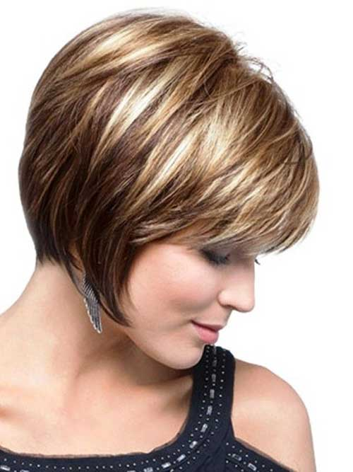 10.Short-Hair-For-Women-Over-40 Short Hair Cuts For Women Over 40