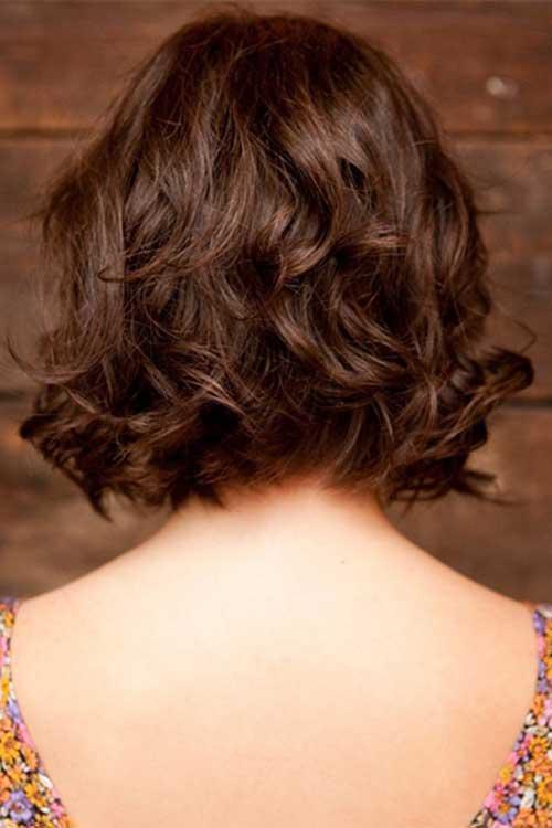 11.Wavy-Bob-Hairstyle-1 Best Wavy Bob Hairstyles