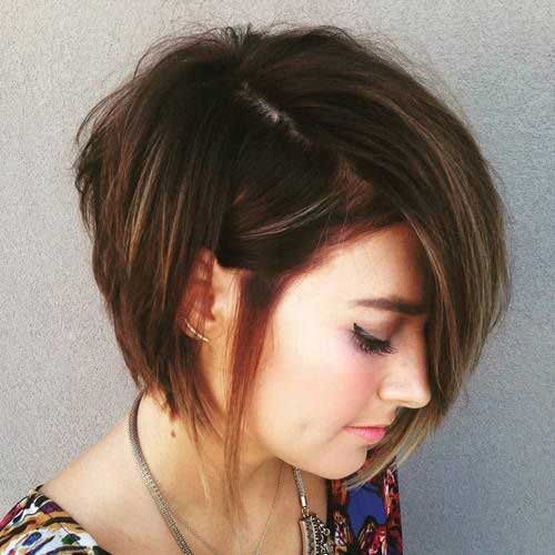 16.Cute-And-Easy-Short-Hair Cute And Easy Hairstyles For Short Hair