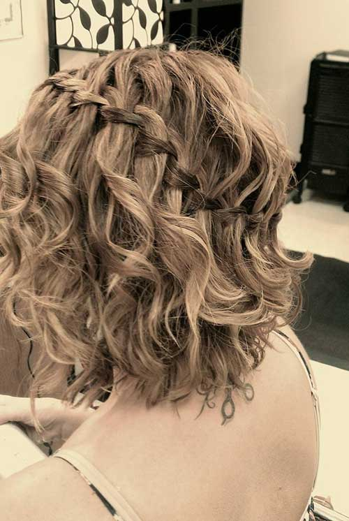 24.Cute-And-Easy-Short-Hair Cute And Easy Hairstyles For Short Hair