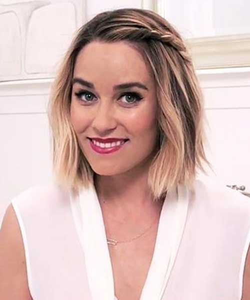 26.Cute-And-Easy-Short-Hair Cute And Easy Hairstyles For Short Hair