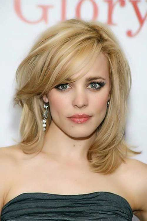 7.Hairstyle-for-Short-Medium-Hair Best Hairstyles for Short Medium Hair