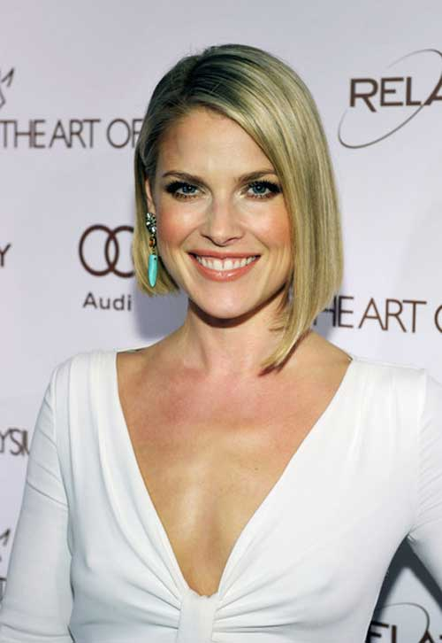 Ali-Larter-short-hair Top Celebrity Short Haircuts
