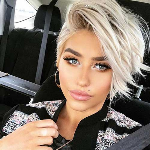 Best-Pixie-Haircut Latest Short Haircuts for Women - Short Hairstyle