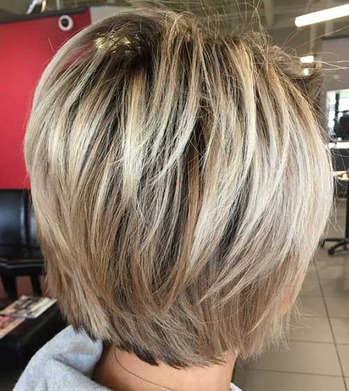 Blonde-Bob-Hair-Style Best Bob Haircuts You will Love 2019