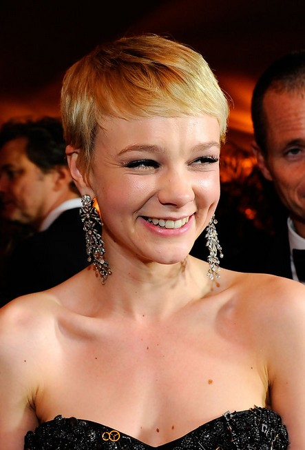 Carey-Mulligan-Formal-Haircut-for-Short-Hair Popular Short Hairstyles for Women 2019