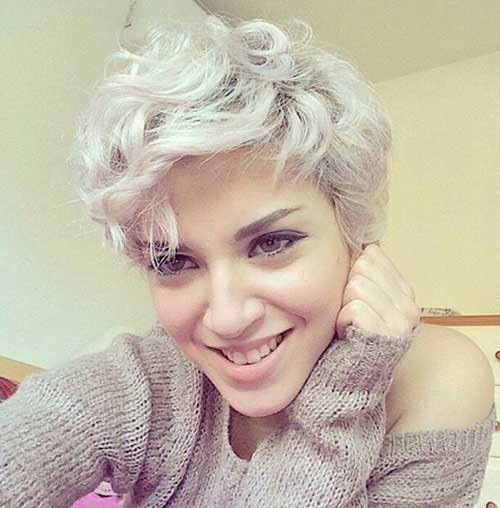 Cute-Easy-Hairstyle-For-Short-Thick-Hair Cute And Easy Hairstyles For Short Hair