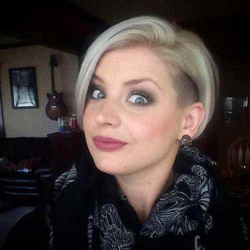 Cute-Pixie-1 Modern Short Blonde Hairstyles for Ladies