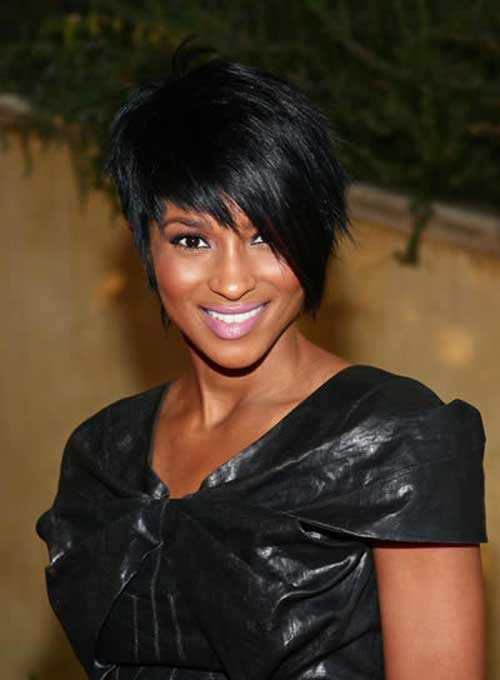 Cute-short-hairstyles-for-black-women Black Women with Short Hairstyles