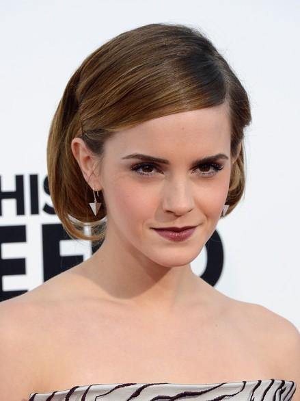 Emma-Watson-Short-Bob-Hairstyles Popular Short Hairstyles for Women 2019