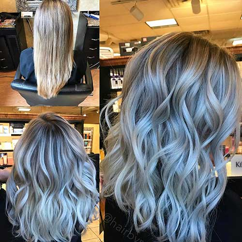Gorgeous-Soft-Waves Alluring Short Curly Hair Ideas for Summertime