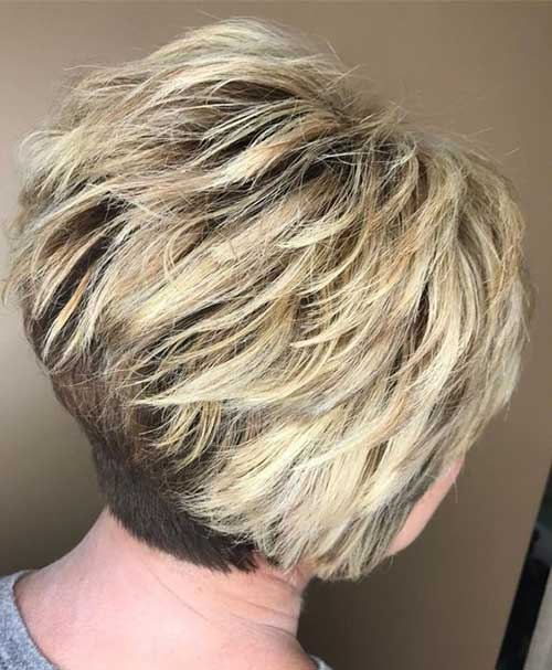 Graduation-Haircut 2019 Short Haircuts for Older Women