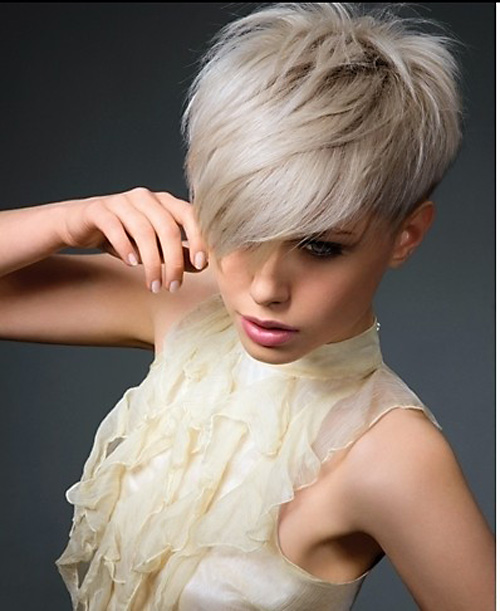 Haircuts-long-bangs-short-hair Very Short Haircuts with Bangs for Women