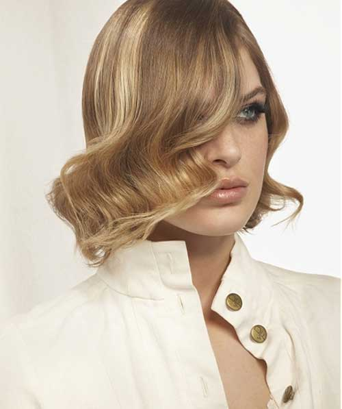 Hairstyle-for-Short-Wavy-Hair-1 Hairstyles for Short Wavy Hair