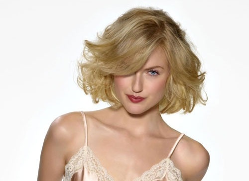 Hairstyle-for-Short-Wavy-Hair-3 Hairstyles for Short Wavy Hair