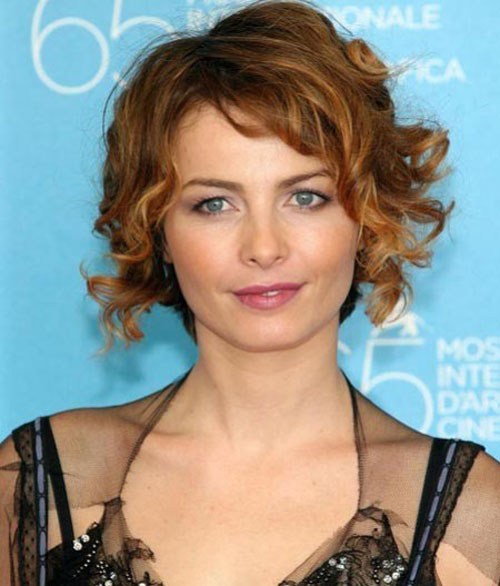 Hairstyle-for-Short-Wavy-Hair-6 Hairstyles for Short Wavy Hair