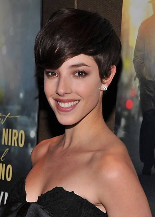 Pics-of-short-layered-hair Very Short Haircuts with Bangs for Women