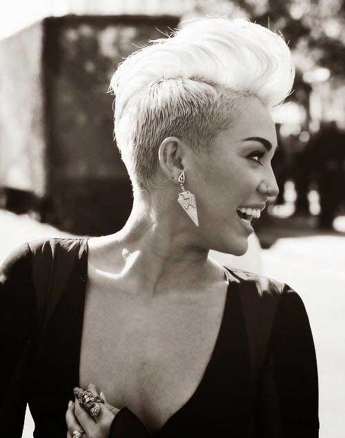 Punky-Short-Blonde-Pixie-Cool-Hair Best Punky Short Haircuts