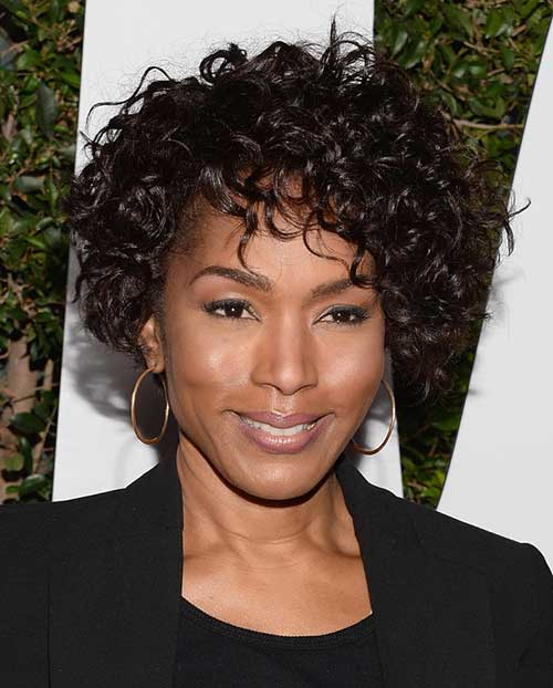 Quick-Dark-Curly-Weave-Short-Haircut Beautiful Short Curly Weave Hairstyles 2019