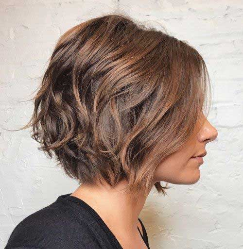 Short-Layered-Hairstyle Best Bob Haircuts You will Love 2019