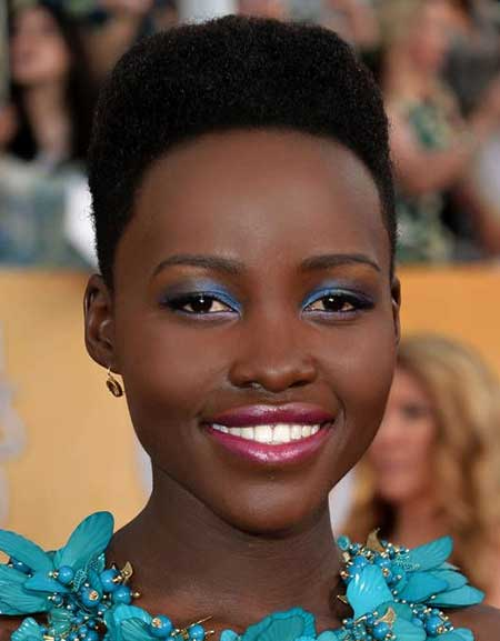 Short-Natural-Neat-Style Short Hairstyles for Black Women