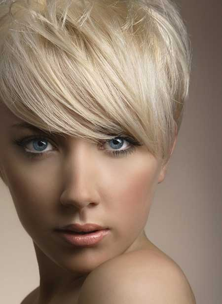 Short-Platinum-Haircut New Short Blonde Hairstyles