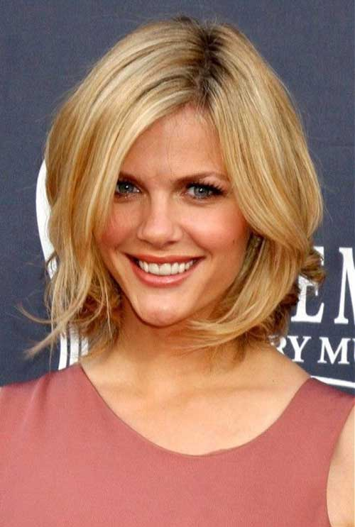 Short-Straight-Haircut-2016-for-Over-40 Short Hair Cuts For Women Over 40