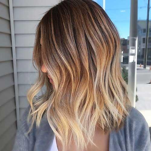 Short-to-Medium-Hairstyles-16 Short to Medium Hairstyles 2019