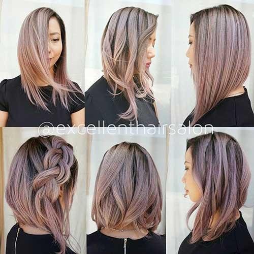 Short-to-Medium-Hairstyles-7 Short to Medium Hairstyles 2019