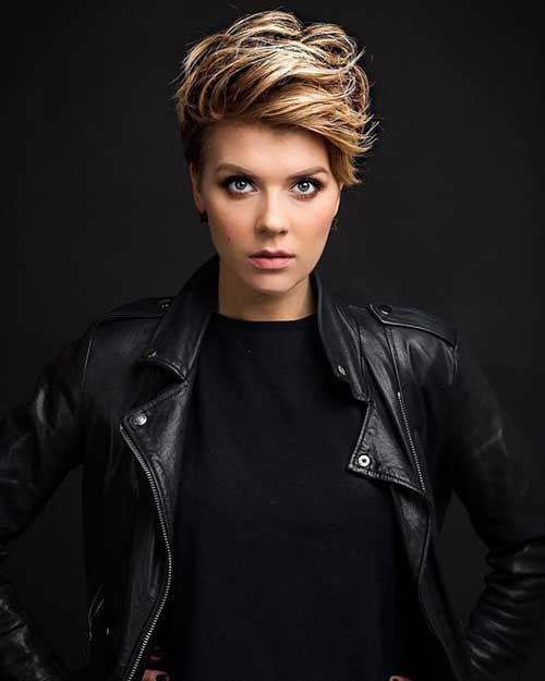Trendy-Haircut Latest Short Haircuts for Women - Short Hairstyle