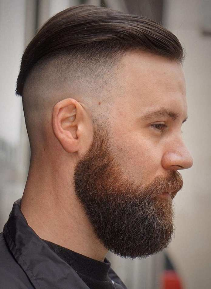 undercut-2 Stylish Undercut Hairstyle Variations For 2019