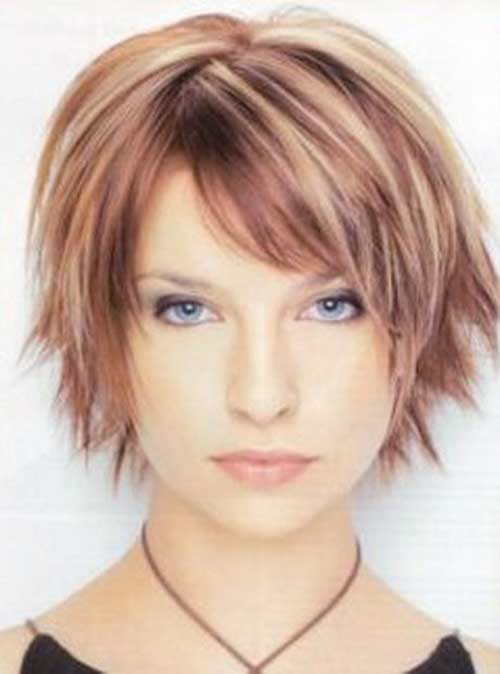 15.Short-Hair-Color-Trend-2016 Nice Short Natural Curly Hairstyles