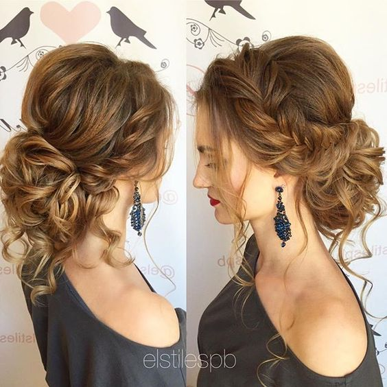 20-glamorous-wedding-updos-for-brides-best-wedding-hairstyles-2 Glamorous Wedding Updos for Brides – Best Wedding Hairstyles