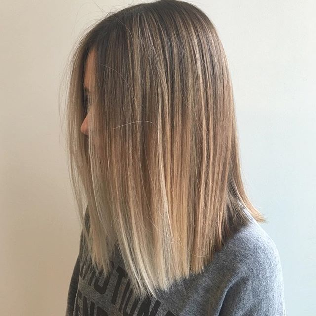 21-great-layered-hairstyles-for-straight-hair-2018 Great Layered Hairstyles for Straight Hair 2019