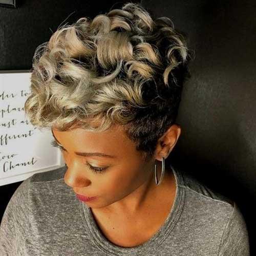21.Short-Pixie-for-Black-Women Latest Short Pixie Cuts for Black Women