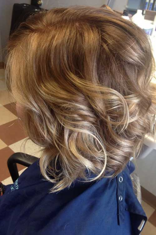 9.Short-Hair-Color-Trend-2016 Nice Short Natural Curly Hairstyles