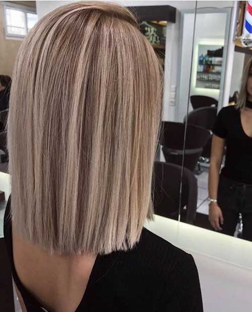 Balayage-Short-Hair Best Short Hairstyle Ideas 2019