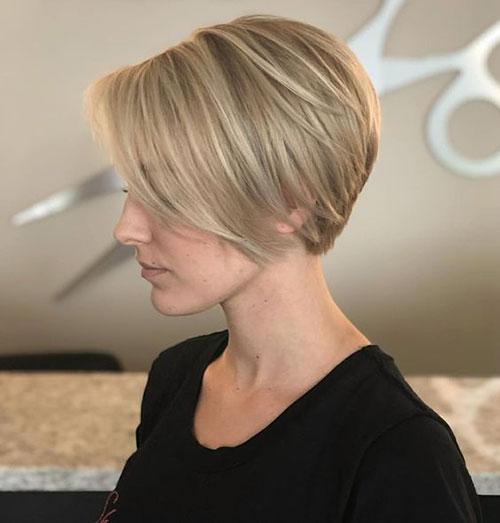 Best-Blonde-Short-Straight-Hair Best Pics of Short Straight Blonde Hair