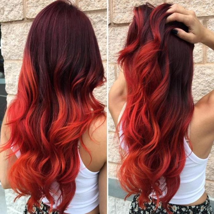 Best-Hairstyles-for-Red-Hair-2019 Best Hairstyles for Red Hair 2019