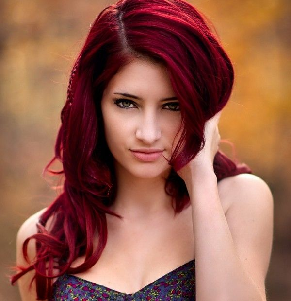 Best-Hairstyles-for-Red-Hair-3 Best Hairstyles for Red Hair 2019