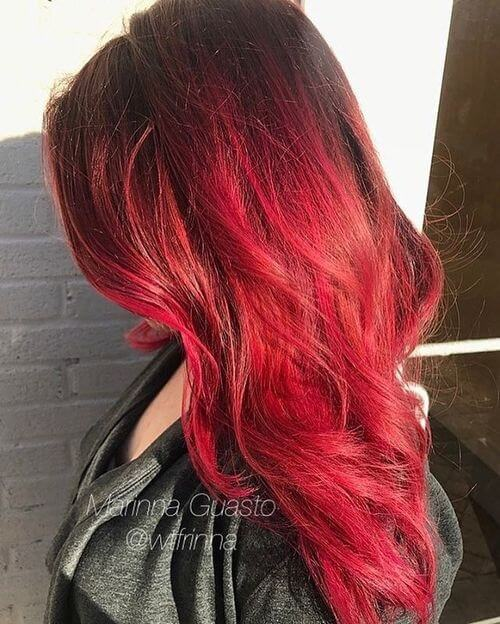 Best-Hairstyles-for-Red-Hair-4 Best Hairstyles for Red Hair 2019