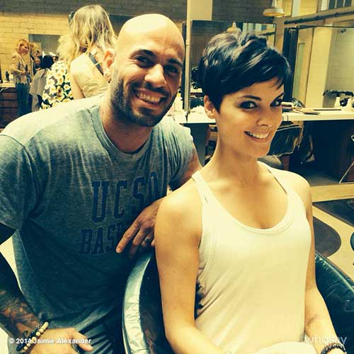 Brunette-Pixie Trendy Short Hairstyles You Should See