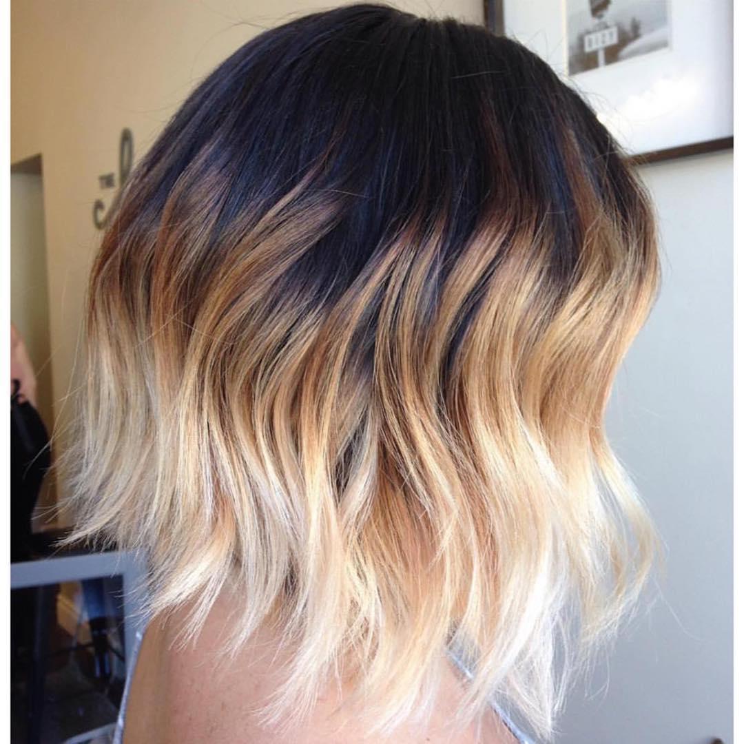 Hottest-Ombre-Hair-Color-Ideas-01 Hottest Ombre Hair Color Ideas for 2019 – (Short, Medium, Long Hair)