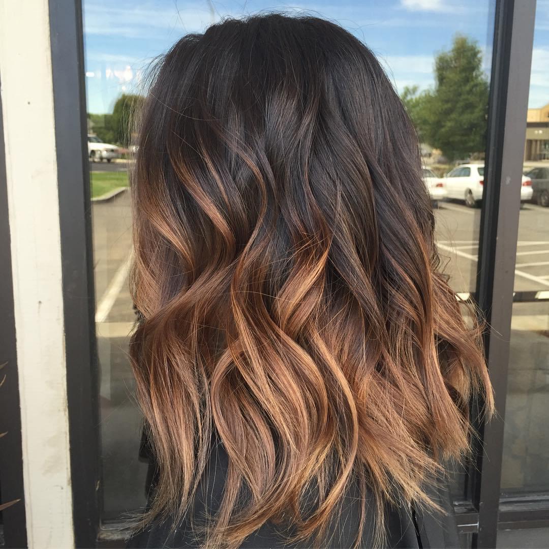 Hottest-Ombre-Hair-Color-Ideas-02 Hottest Ombre Hair Color Ideas for 2019 – (Short, Medium, Long Hair)
