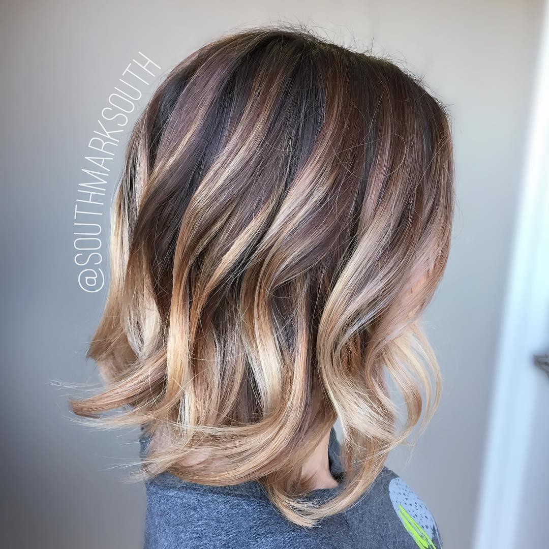 Hottest-Ombre-Hair-Color-Ideas-06 Hottest Ombre Hair Color Ideas for 2019 – (Short, Medium, Long Hair)