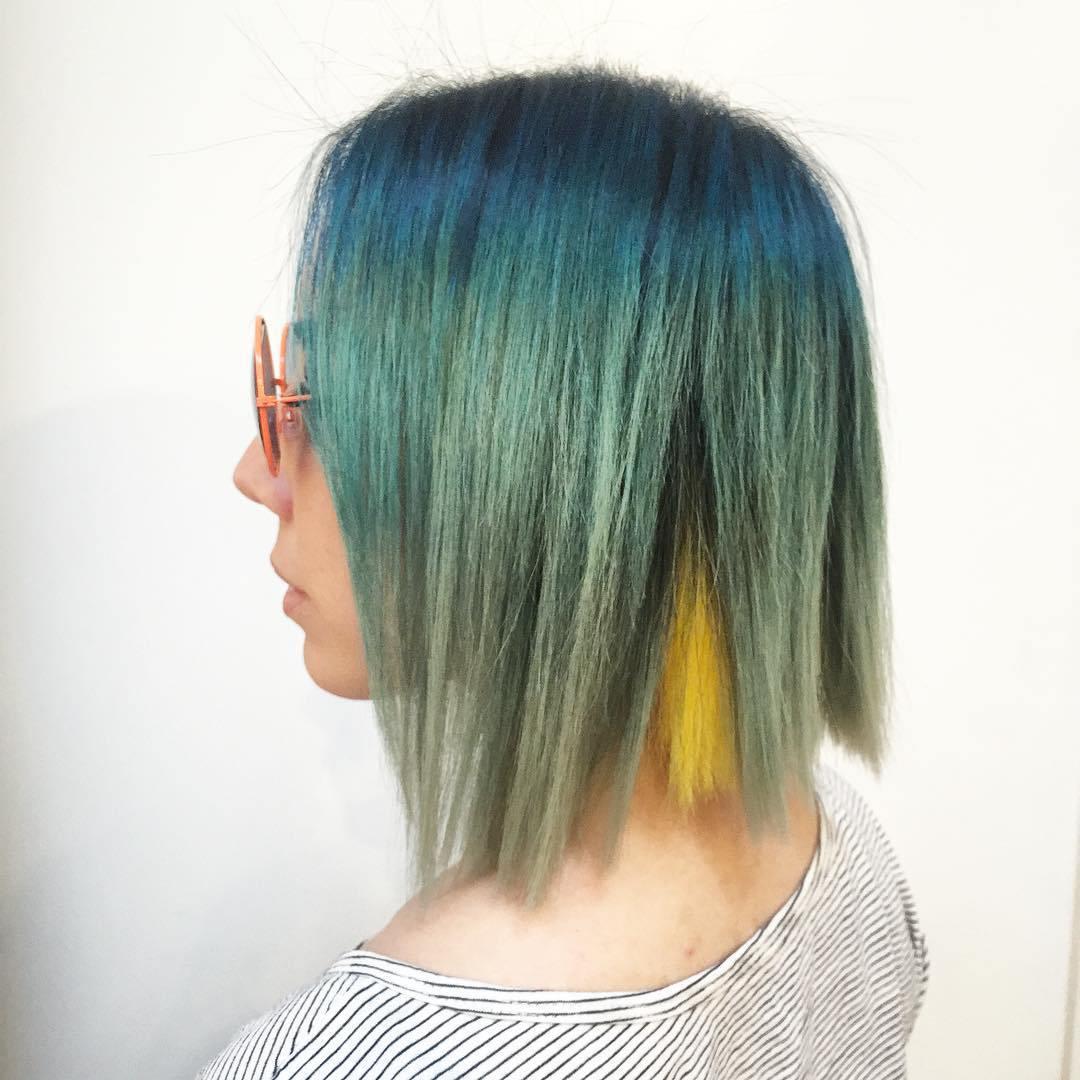 Hottest-Ombre-Hair-Color-Ideas-16 Hottest Ombre Hair Color Ideas for 2019 – (Short, Medium, Long Hair)