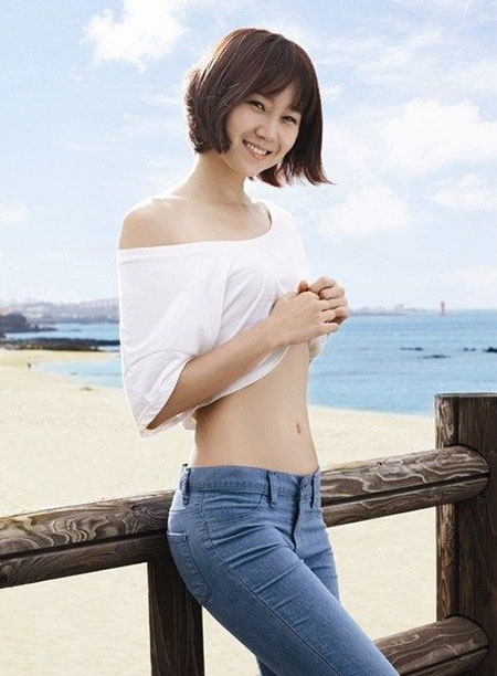 Japanese-Styled-Short-Hair-for-Girls Cute Ideas for Short Hair