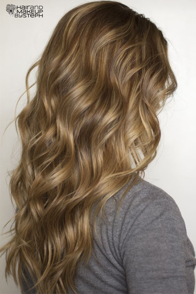 Long-Wavy-Hairstyle-for-Brown-Hair Alluring Wavy Hairstyles for 2019